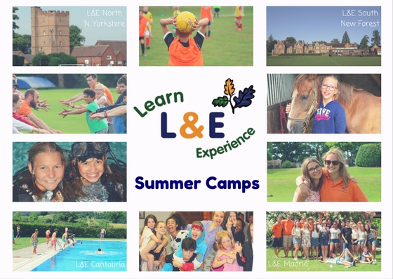UK Summer Camps