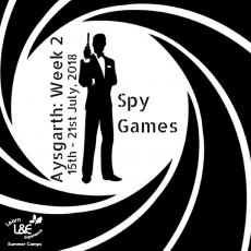 Aysgarth Week 2 – Spy Games