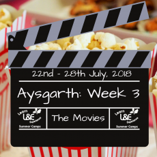 Aysgarth Week 3 – The Movies