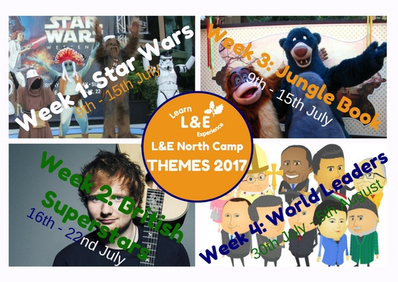 L&E North Theme Nights