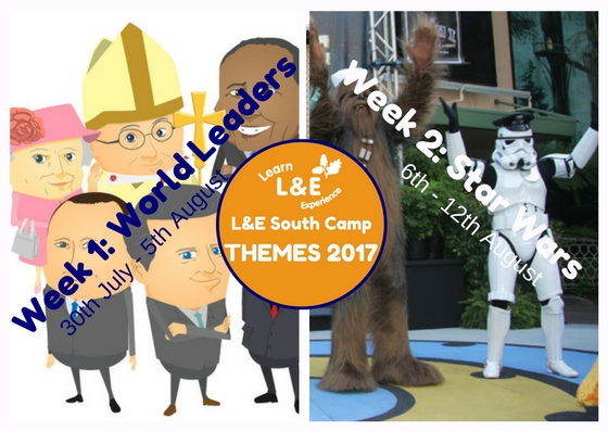 L&E South Theme Nights