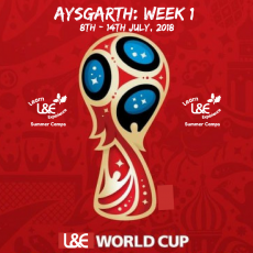 Aysgarth Week 1 – World Cup