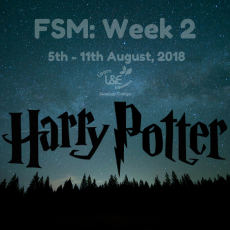 FSM Week 2 – Harry Potter